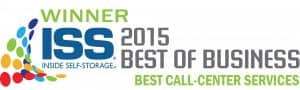 ISS Best Of Business Self Storage Call Center