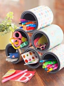 bts-upcycle-tin-cans-school-supply-holder