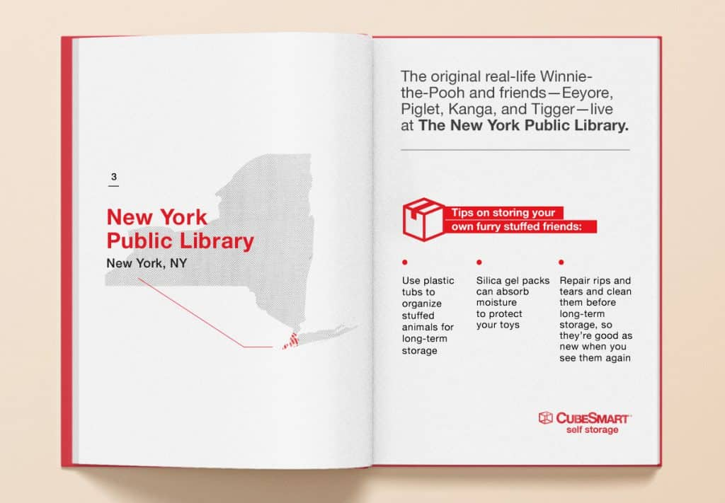 map of new york and location of the new york public library