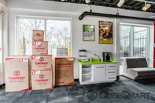 Coney Island, Brooklyn, NY CubeSmart Self Storage facility