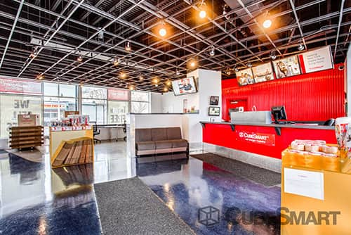 Jamaica Avenue Jamaica, Queens CubeSmart Self Storage facility