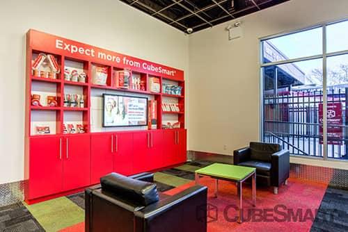 Tremont, Bronx, NY CubeSmart Self Storage facility