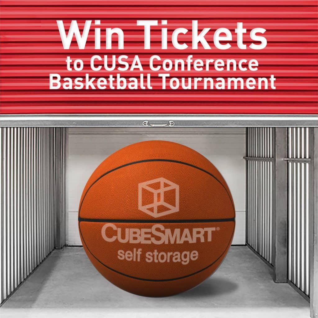 Win Tickets to 2019 CUSA Basketball Tournament