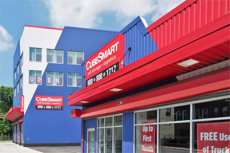 Brownsville, Brooklyn CubeSmart Self Storage