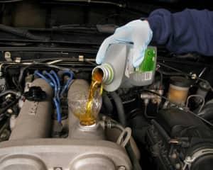 vehicle-storage-oil-change