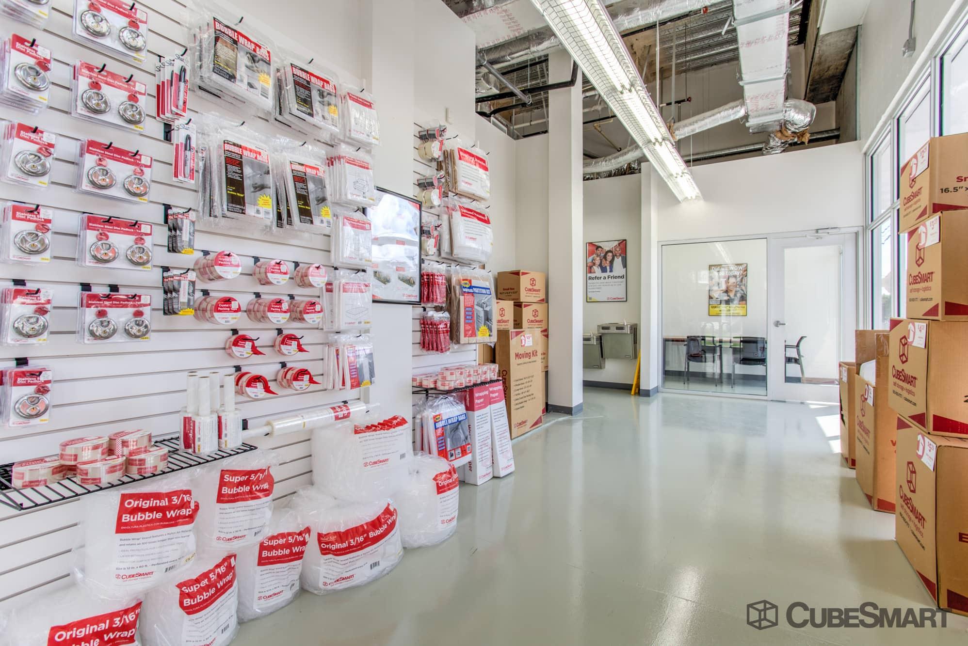 Boxes Merchandise CubeSmart Self Storage