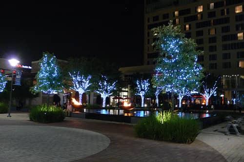 Memorial Corridor in Downtown Houston