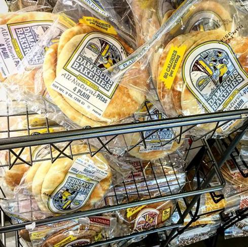 Best pita bread in NYC