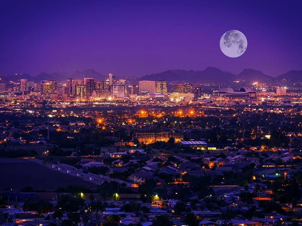 Moving to Phoenix