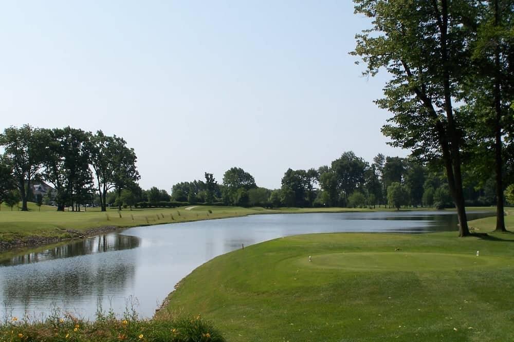 Heritage Golf Club in Columbus, Ohio
