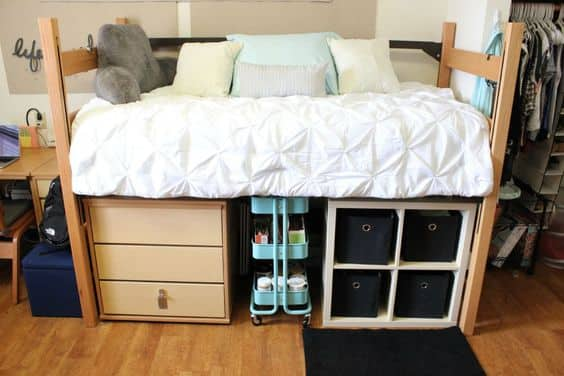 ikea hacks: college to the real world | cubesmart self-storage