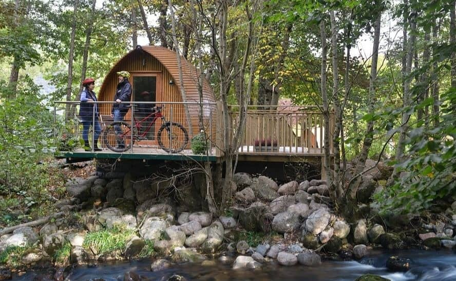 5 Best Places for Glamping Near NYC   The Storage Space