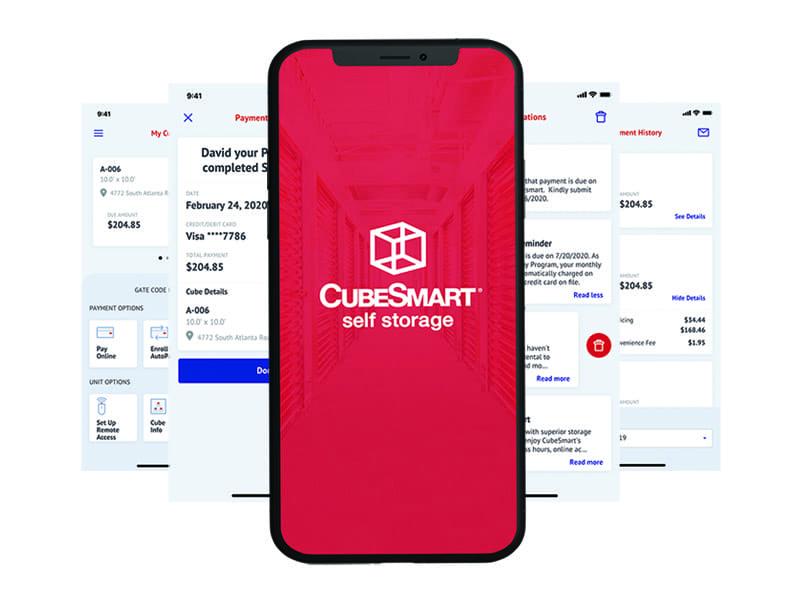 cubesmart mobile app