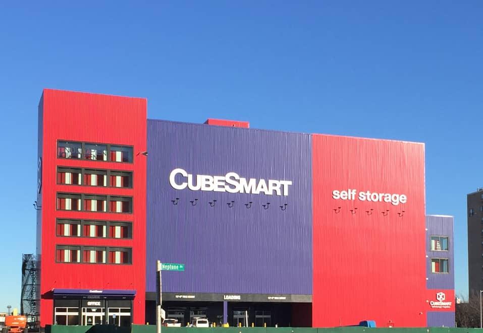 Coney Island, Brooklyn, New York CubeSmart self-storage