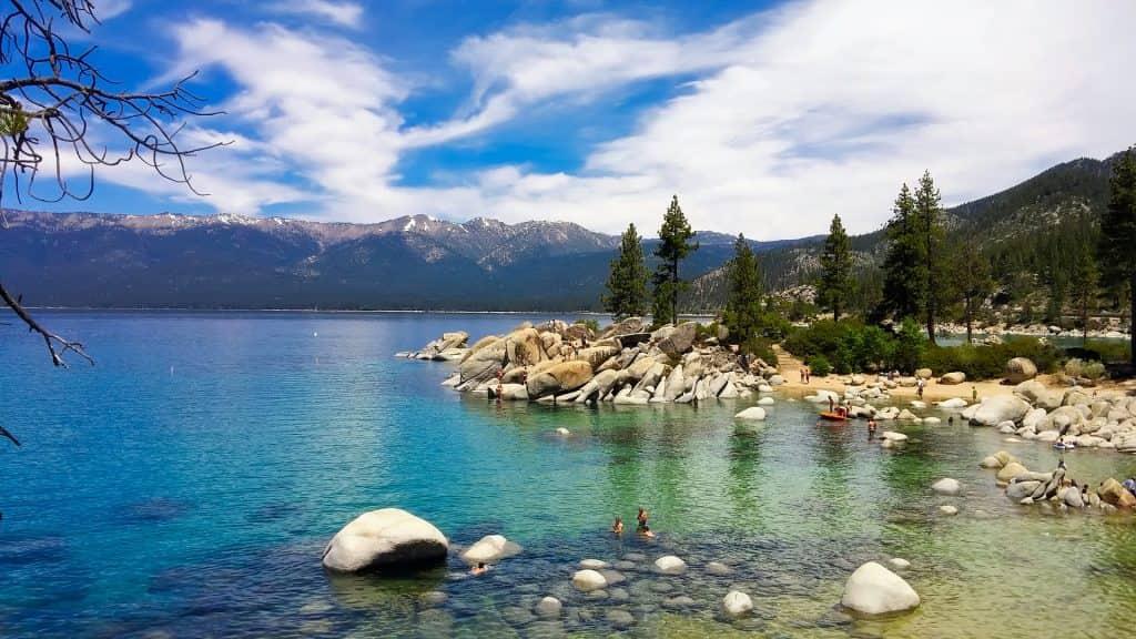 Sacramento is close to Lake Tahoe