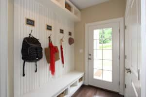 Mudroom Design Small Space Hooks Part 16