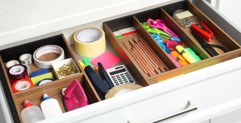 21 Home Organization Tips for 2021 Blog Image