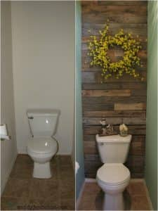DIY pallet upcycle recycle