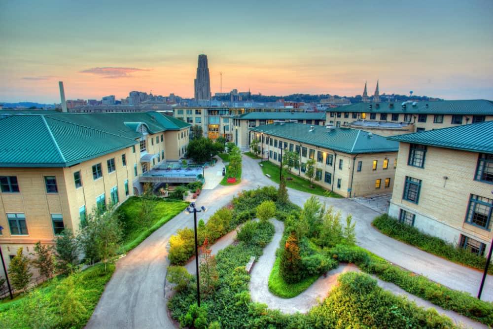Carnegie Mellon University Pittsburgh campus
