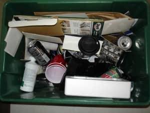 spring-recycling-bins