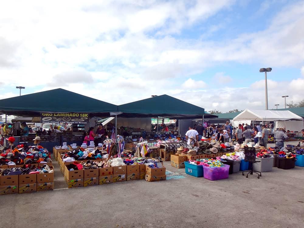 Auto Market Kissimmee >> 7 Best Flea Markets in Miami | The Storage Space