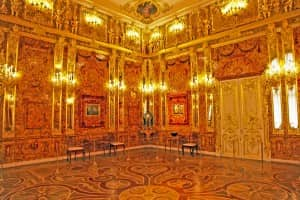 Amber Room | 5 Lost Artifacts We Can't Believe Went Missing