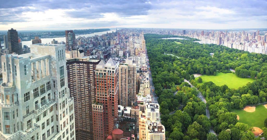Upper West Side in New York City
