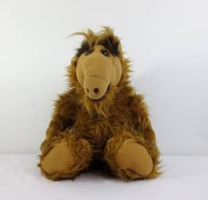 Alf stuffed toy