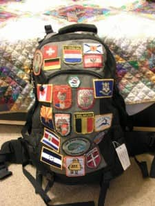 packing tips for backpacking trip