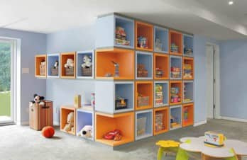 DIY Weekend Basement Storage Projects The Storage Space - Diy basement