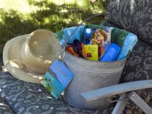 bucket storage 2
