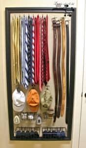 pegboard accessories organizer