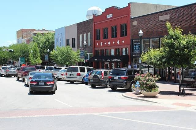 downtown-McKinney-Texas