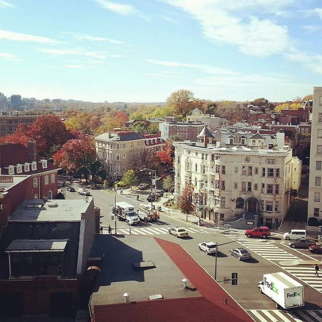 Best Neighborhoods in D.C.: DuPont Circle