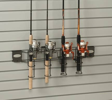 how to store fishing gear | the storage space, Fishing Reels