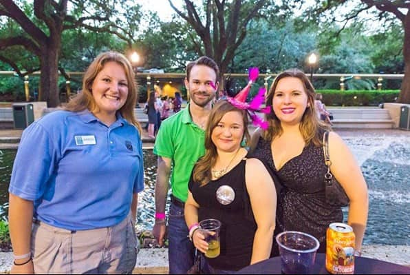 Meet People at Houston Young Professionals