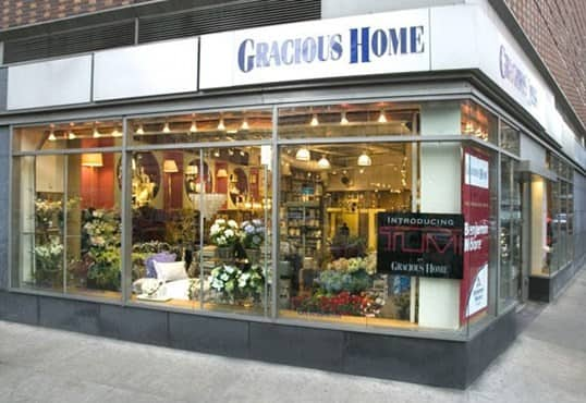 Gracious Home NYC Furnishings