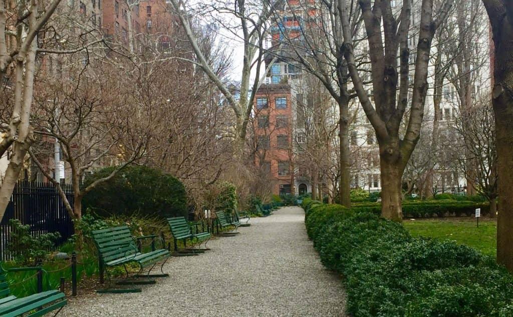 Gramercy Park in New York City