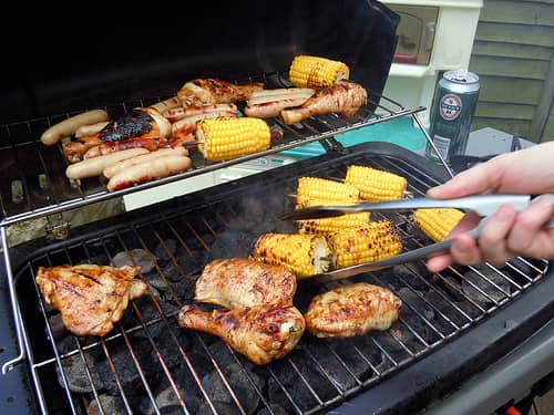 summer cooking tips