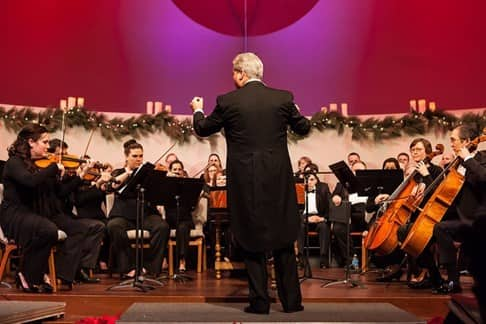 Handel's Messiah performed by Christ Evangelical Presbyterian Church