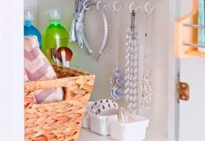 hooks-in-cabinet-bathroom-storage