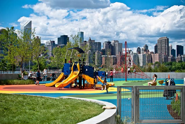 Hunter's Point South Park Long Island City Queens NY CubeSmart Self-Storage