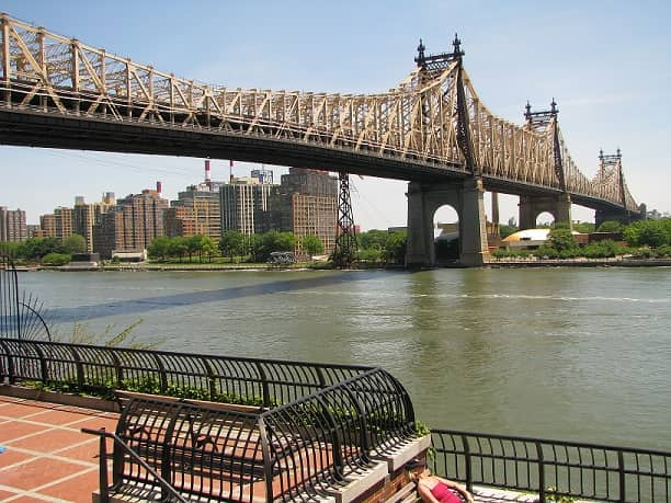 Queensboro Bridge Long Island City Queens NY CubeSmart Self-Storage