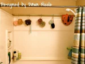 shower-rod-bathroom-organization