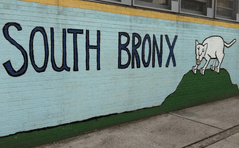 135th Street Mott Haven South Bronx CubeSmart Self-Storage