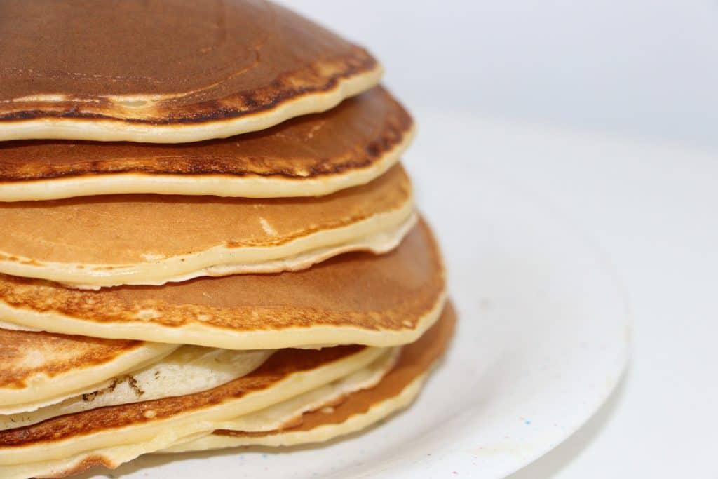 pancake breakfast - first date West Sacramento