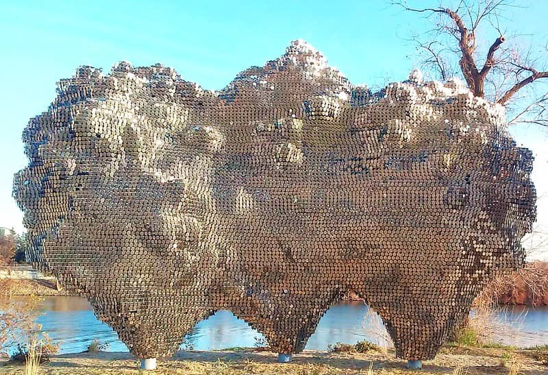 West Sacramento subtile sculpture- first date