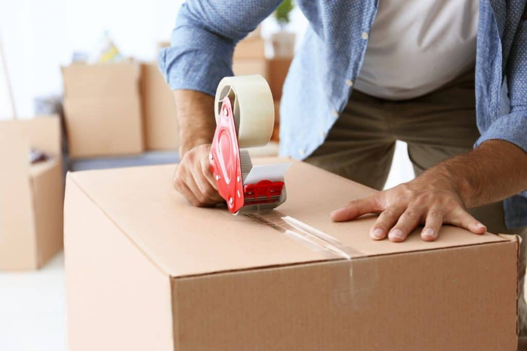 Moving on a tight budget? Get free moving boxes