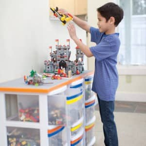 8 creative ways to store toys the storage space - Creative ways to store your magazines ...