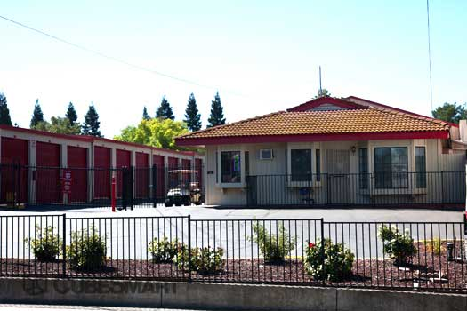 CubeSmart Self Storage in Citrus Heights